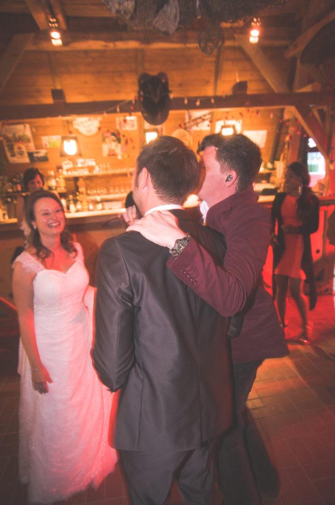 Hochzeit im Schafstall