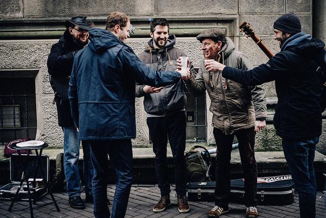 Straßenmusik Hannover