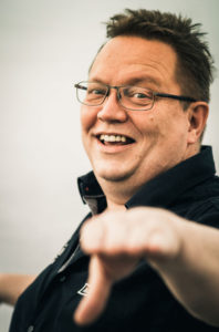 Bernd Portrait