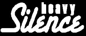 Heavy Silence Logo White