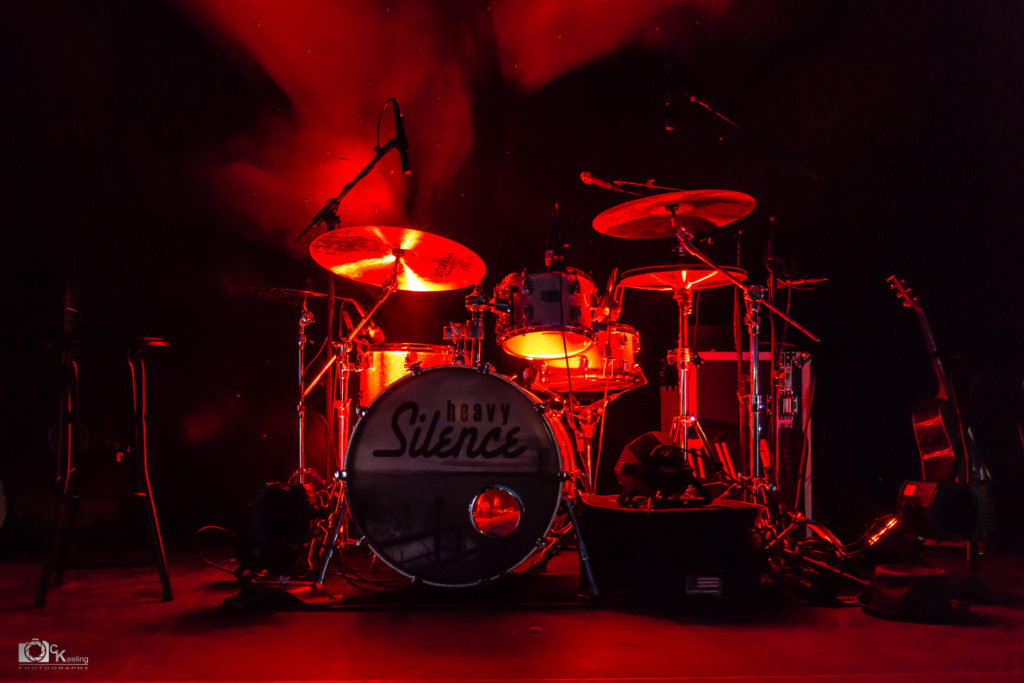 Jorge's Drumset