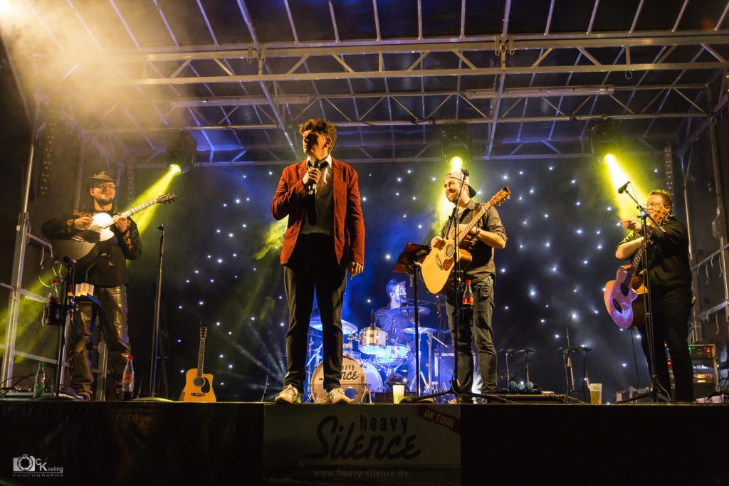 Bühne Lichterfest